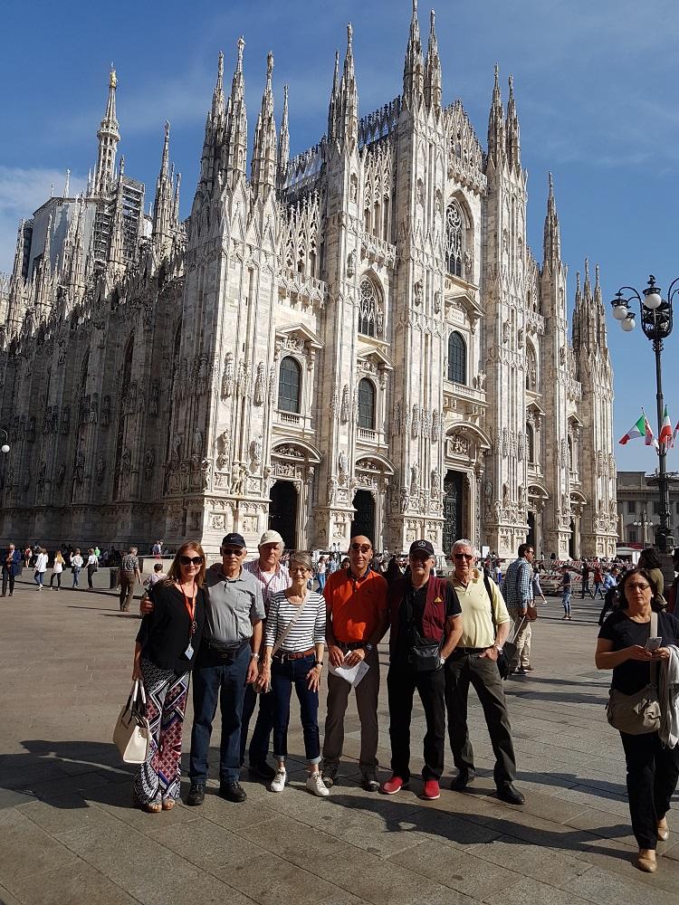 Milan in Tour